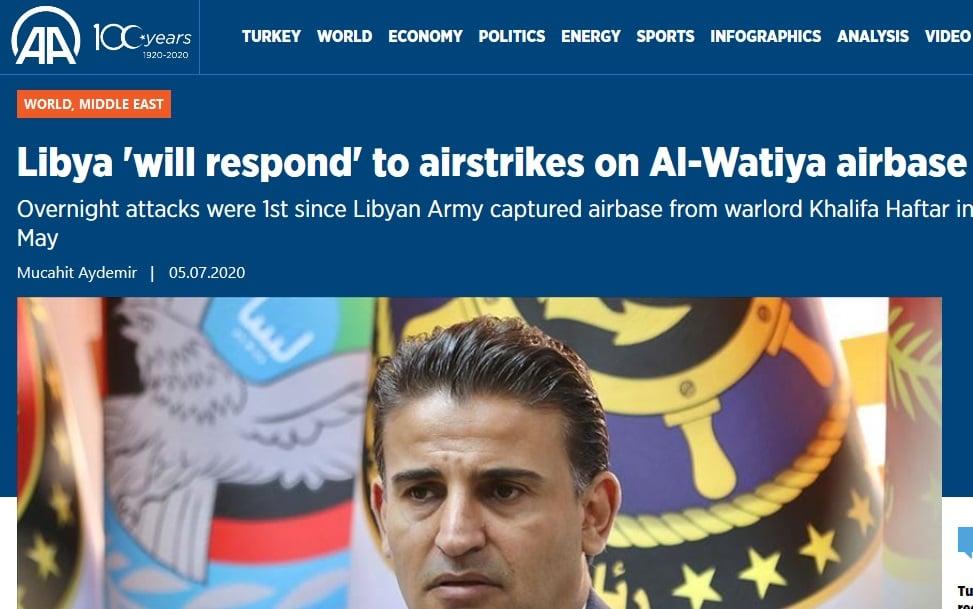 Screenshot_2020-07-05 Libya 'will respond' to airstrikes on Al-Watiya airbase