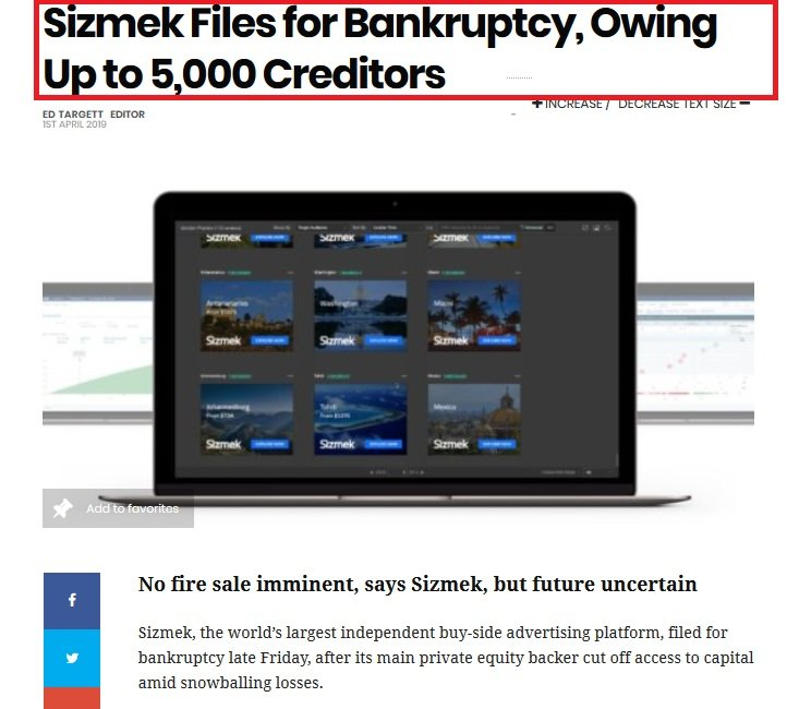 Screenshot_2020-07-07 Sizmek Bankrupt Company Files for Protection, Owing Up 5,000 Creditors