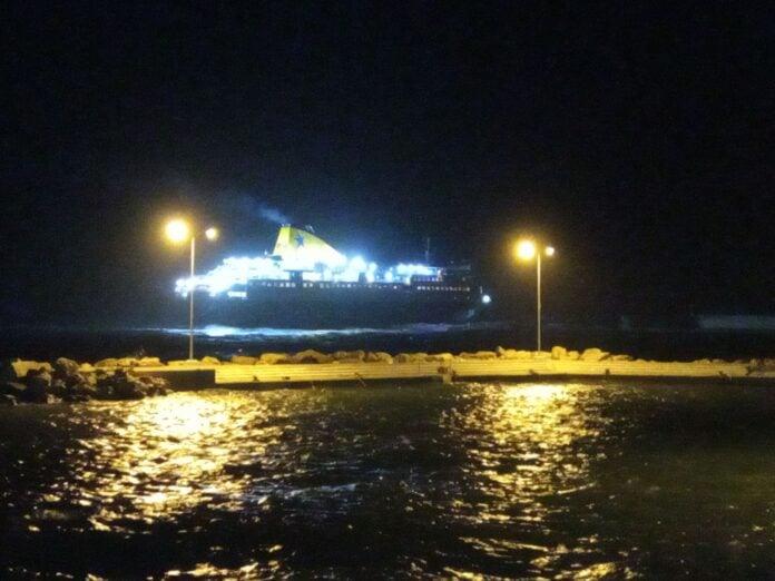 του Νήσος Μύκονος στο λιμάνι του Αγίου Κηρύκου 3