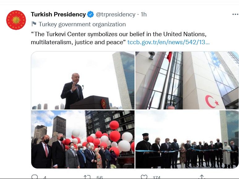 Turkish Presidency trpresidency Twitter